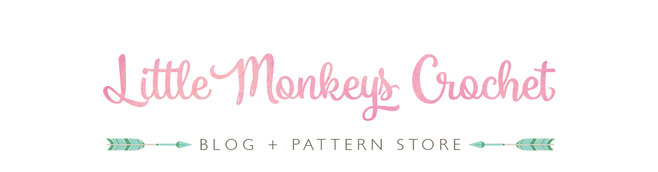 Little Monkeys Crochet Insiders header image